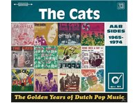 BERTUS The Cats - The Golden Years Of Dutch Pop Music CD