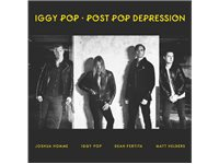 UNIVERSAL MUSIC Iggy Pop - Post Pop Depression CD