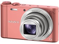 SONY Appareil Photo Compact Cyber-Shot DSC-WX350 (DSCWX350P)