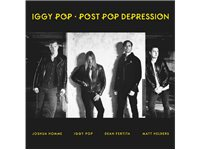 UNIVERSAL MUSIC Iggy Pop - Post Pop Depression LP