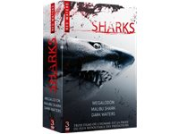 BELGA FILMS Coffret Sharks (3 Films) DVD