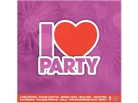 CNR RECORDS I Love Party CD
