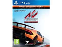DIES SW Assetto Corsa Ultimate Edition UK PS4