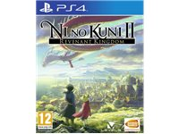 NAMCO Ni No Kuni II: Revenant Kingdom UK PS4