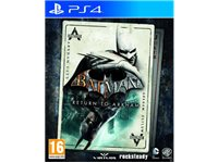 WARNER SW Batman: Return To Arkham PS4