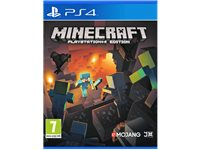 PLAYSTATION GAMES Minecraft PS4