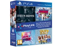 PLAYSTATION GAMES Playlink Box PS4
