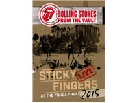 UNIVERSAL MUSIC The Rolling Stones - Sticky Fingers: Live At The Fonda Theatre DVD+CD