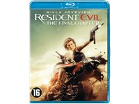 SONY PICTURES Resident Evil 6: The Final Chapter Blu-Ray