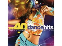 SONY MUSIC Top 40 Dance Hits CD