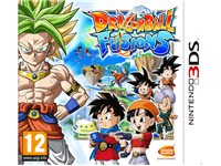 NAMCO Dragon Ball Fusions UK 3DS