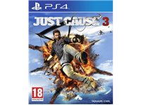 SQUARE ENIX Just Cause 3 FR/NL PS4