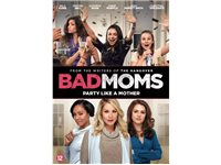 DUTCH FILM WORKS Bad Moms DVD