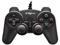 BIGBEN Pad Luxe Pour PS3 (PS3PAD)