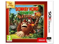 NINTENDO GAMES Donkey Kong Country Returns 3D UK 3DS