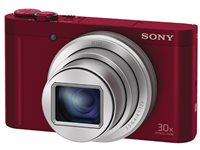 SONY Appareil Photo Compact Cyber-Shot DSC-WX500 (DSCWX500R)