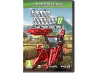 KOCH MEDIA SW Farming Simulator 17 Platinum Edition NL/FR PC