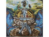 BERTUS Sepultura - Machine Messiah CD + DVD