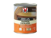 Vitrificateur V33 'Escaliers' Incolore Satin 750Ml