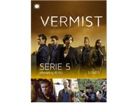 MEDIA ACTION Vermist: Saison 5 - DVD
