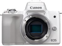 CANON Hybride Camera EOS M50 Body Wit (2681C002AA)