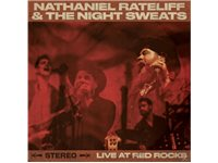 UNIVERSAL MUSIC Nathaniel Rateliff & The Night Sweats - Live At Red Rocks CD