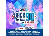 CNR RECORDS MNM - Back To The 90'S & Nillies 2018 CD