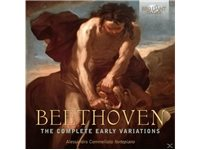 BRILLIANT Alessandro Commellato - Beethoven: The Complete Early Variations CD