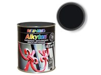 Peinture De Protection Anti-Rouille 'Dupli-Color' Alkyton Noir Mat 250Ml