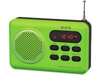 ICES Radio Portable (IMPR-112)