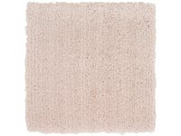 Tapis De Bain Aquavive 'Hairy' Nature 60 X 60 Cm