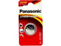 PANASONIC BATTERY Pile Lithium CR2430