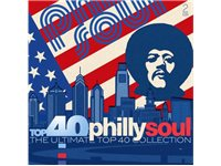 SONY MUSIC Top 40 - Philly Soul 2 CD