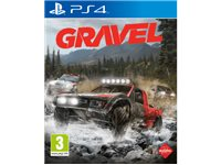 BIGBEN GAMES Gravel FR/NL PS4