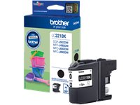 BROTHER LC221BK Noir (LC-221BKBP)