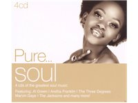 SONY MUSIC Pure... Soul CD