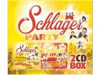CNR RECORDS Schlagerparty CD