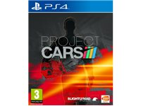NAMCO Project Cars FR PS4