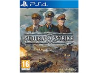 DIES SW Sudden Strike 4 PS4