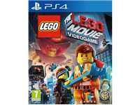 WARNER SW The Lego Movie Videogame FR/NL PS4