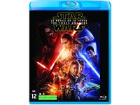 THE WALT DISNEY COMPANY Star Wars VII - Le Réveil De La Force Blu-Ray