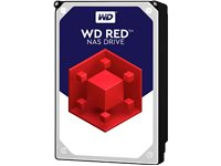 WESTERN DIGITAL Disque Dur NAS Red 3.5'' 4 TB SATA III (WD40EFRX)