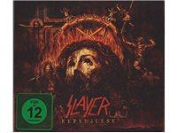 BERTUS Slayer - Repentless CD + DVD