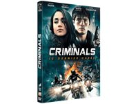 BELGA FILMS Criminals - DVD