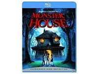 SONY PICTURES Monster House - 3D Blu-Ray