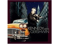 WARNER MUSIC BENELUX Kennedy Meets Gershwin - Kennedy CD