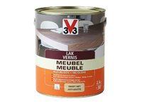 Vernis V33 'Meuble' Satin Incolore 2,5L, occasion d'occasion