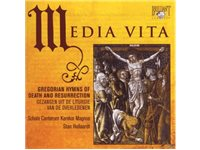 BRILLIANT Schola Cantorum Karolus Magnus & Stan Hollardt - Media Vita: Gregorian Hymns CD