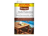 Huile Protectrice Starwax 'Teck & Bois Exotiques' 1 L d'occasion