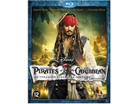 THE WALT DISNEY COMPANY Pirates Des Caraïbes 4: La Fontaine De Jouvence Blu-Ray